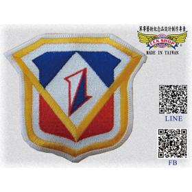 空軍第一戰術戰鬥機聯隊隊徽<台南>臂章